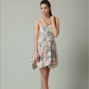 Leifsdottir Lingonberry corset dress